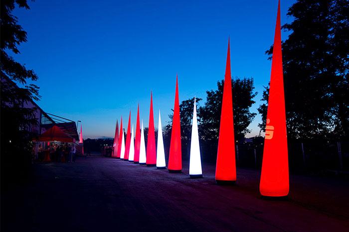 leuchtskulpturen