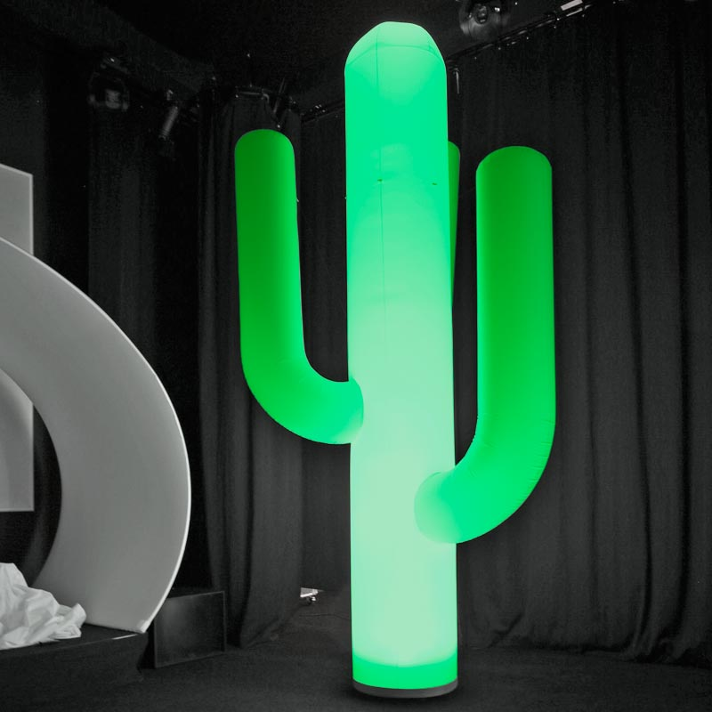 CACTUS Inflatable Light Sculpture
