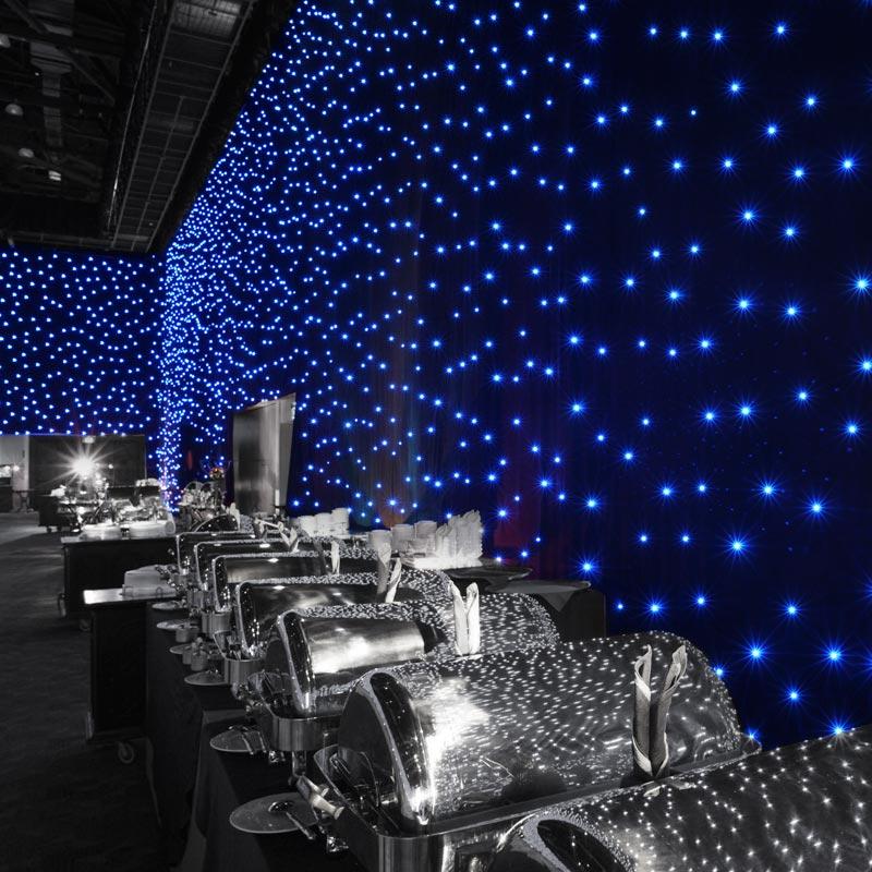 CHAMELEON Star Curtain