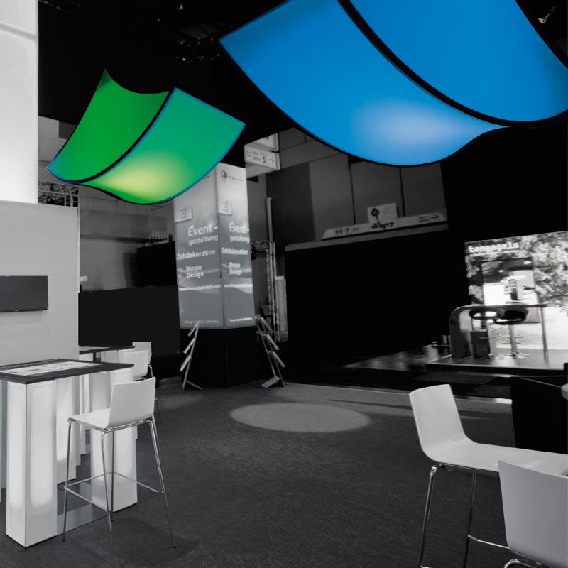 LIBRA Harmoniously-curved Ceiling Illuminant