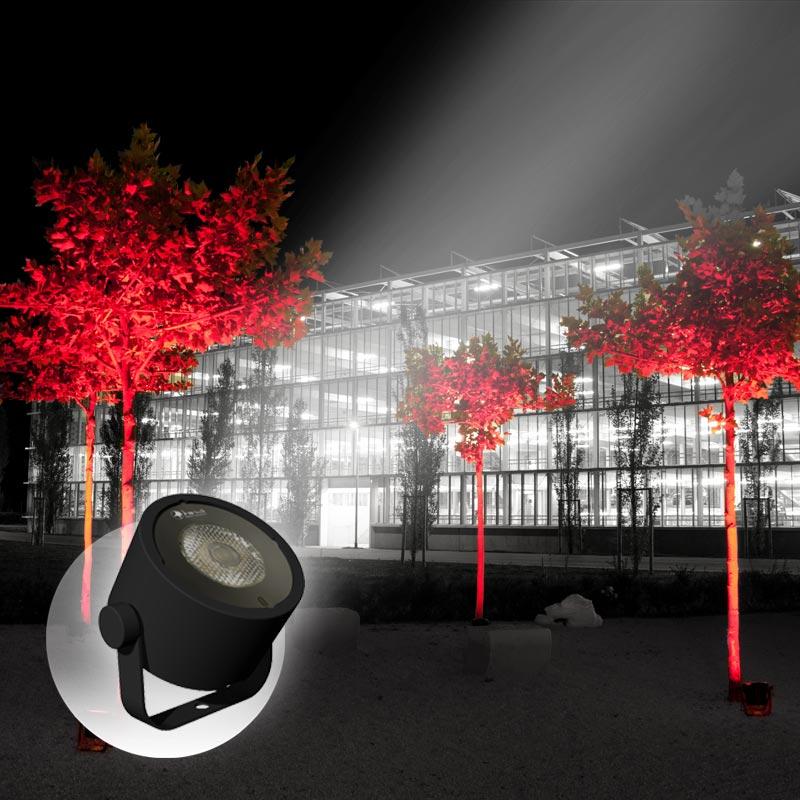 MINI LED AKKU SPOT Universal LED-spotlight