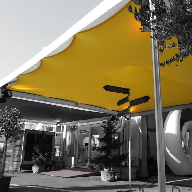 SKY Stretch Interior Sky For Pagoda And Pavilion Tents