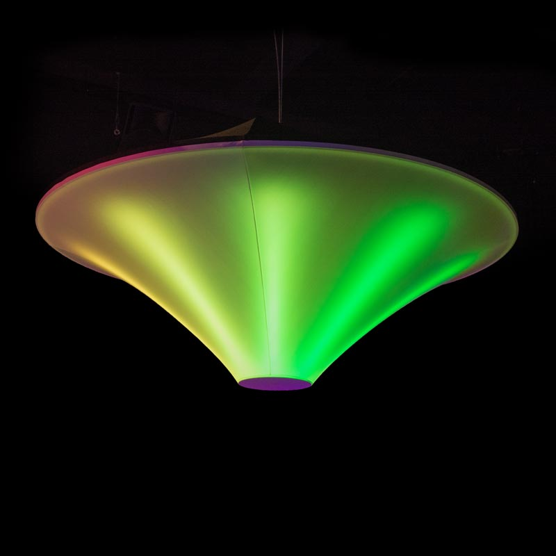 UFO Futuristic Lighting