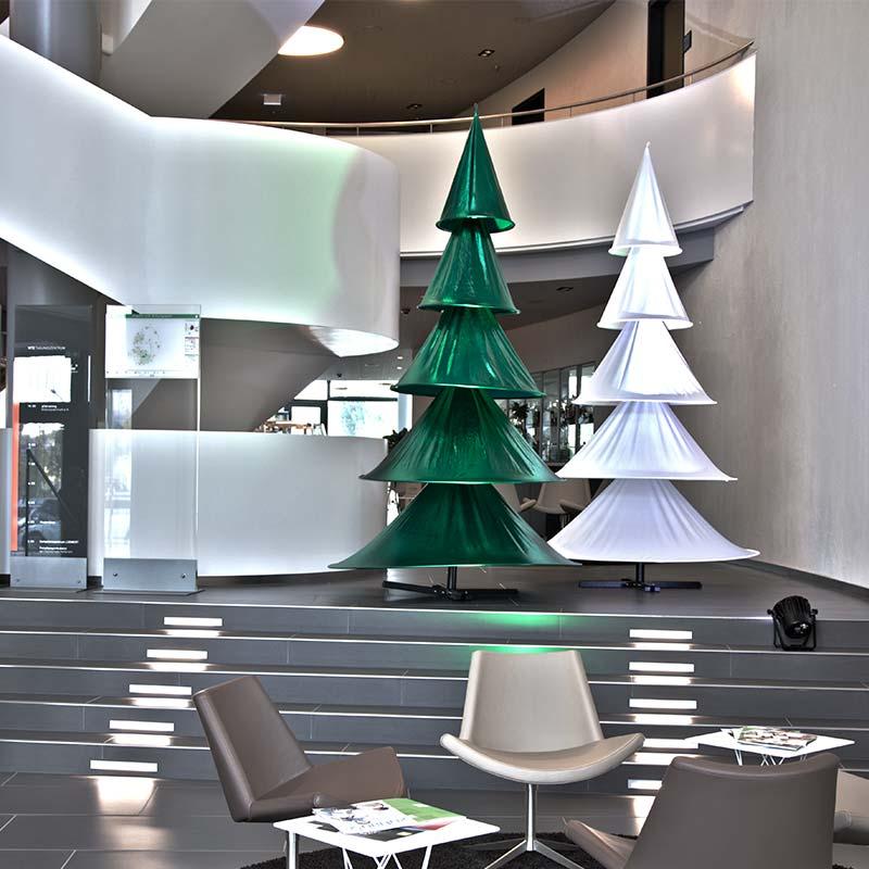 X Mas Tree Bunt Beitragsbild