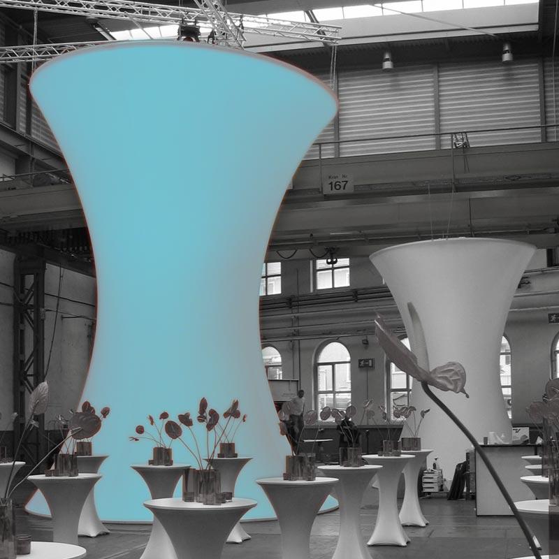 ZÜRICH Decorative Column For Large Spaces
